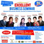 Seminar Excellent Business Seminar whatsapp image 2016 11 22 at 08 51 36